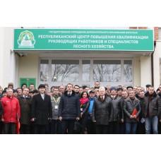 """Компания """"СпецТракСервис"""" приняла участие на республиканском семинар-совещание организованный министерством лесного хозяйства"""